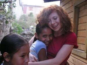 Sarah in Honduras 2